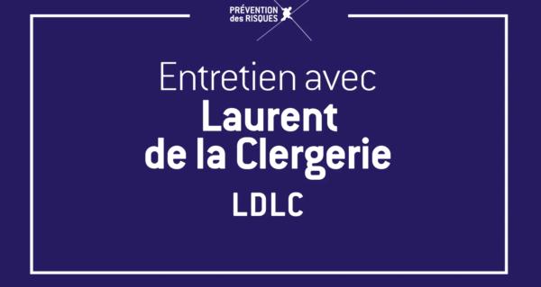 Interview de Laurent de la Clergerie sur l'entreprise libérée. Juin 2021