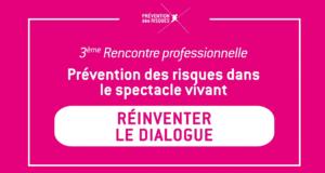 Visuel de la table ronde sur le dialogue social en entreprise. Juin 2021